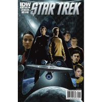 Star Trek Graphic Novel Collection 25 After Darkness HC
