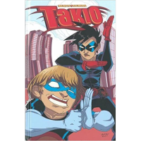 Takio Graphic Novel Vol 1 & Vol 2 HC