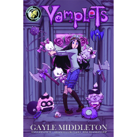 Vamplets Nightmare Nursery HC Book 01