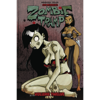 Zombie Tramp TP Vol 12 Voodoovixen Death Match