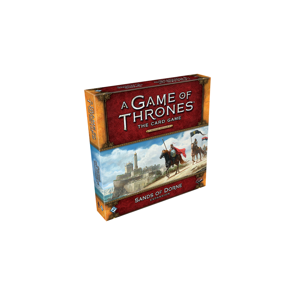 A Game of Thrones: The Card Game (editia a doua) - Sands of Dorne
