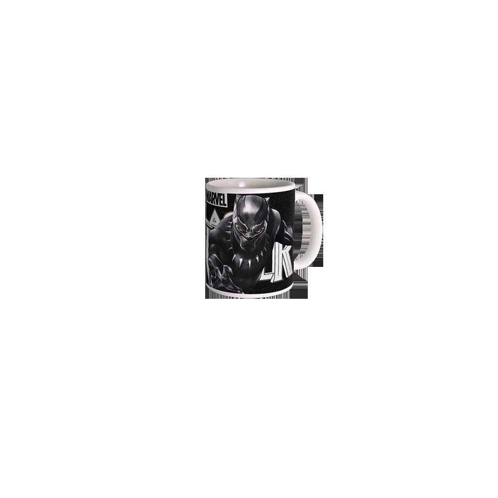 Black Panther Mug Black