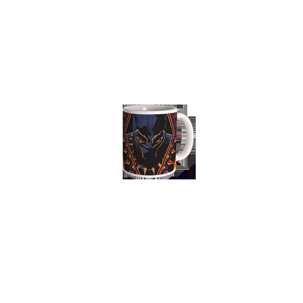 Black Panther Mug Tribal