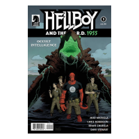 Limited Series - Hellboy - Occult Intelligence