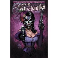 Limited Series - Lady Mechanika - La Dama de la Muerte
