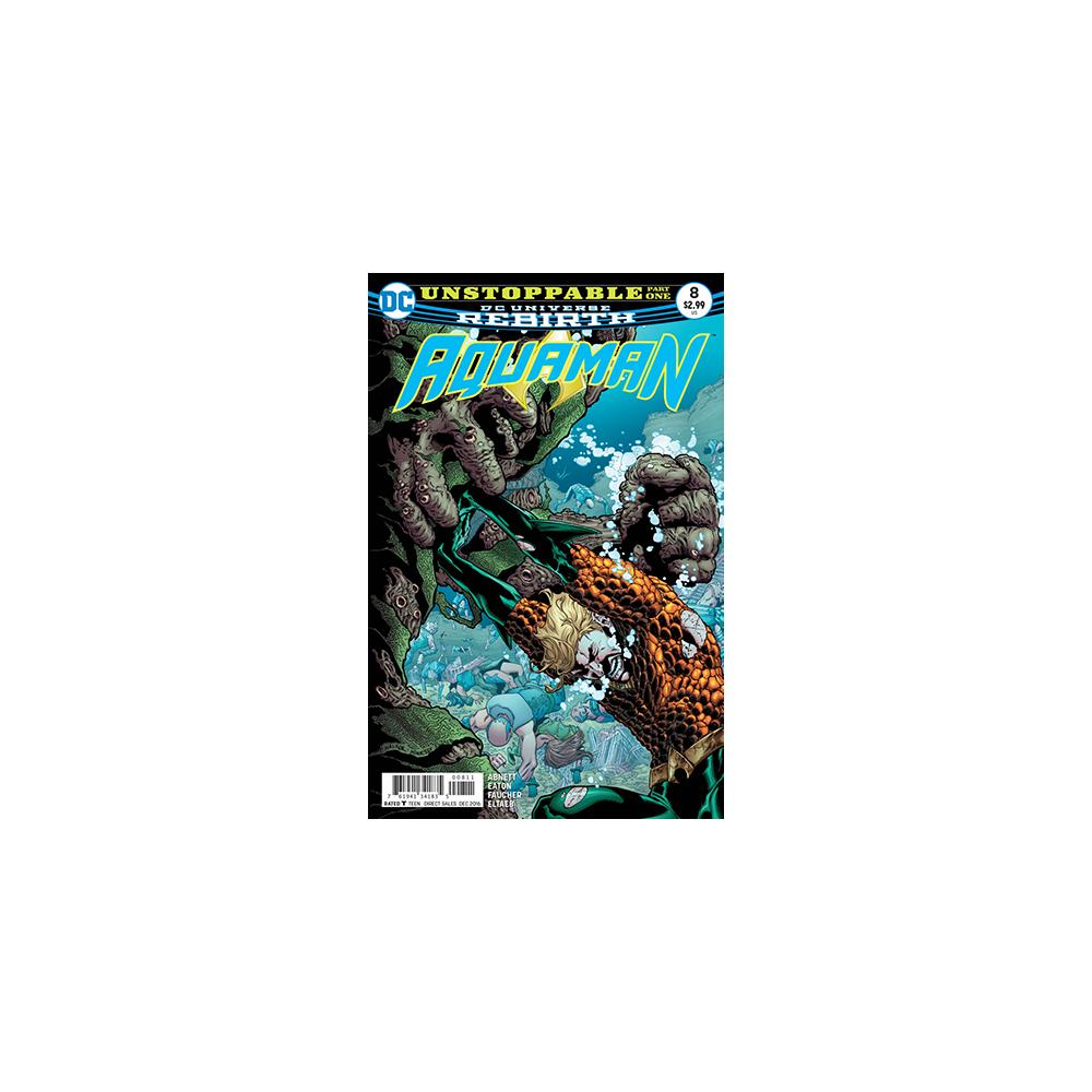 Story Arc - Aquaman - Unstoppable