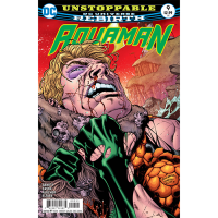 Story Arc - Aquaman - Unstoppable