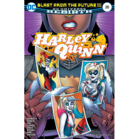Story Arc - Harley Quinn - Blast from the Future