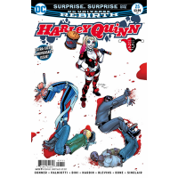 Story Arc - Harley Quinn - Surprise