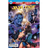 Tie In - Justice League - JL vs SS