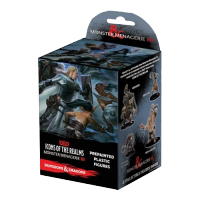 Dungeons & Dragons Icons of the Realms: Monster Menagerie 3 Booster