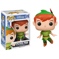 Funko Pop: Disney - Flying Peter Pan