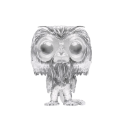 Funko Pop: Fantastic Beasts - Transparent Demiguise