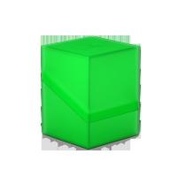 Ultimate Guard Boulder: Deck Case 80+ Standard Size Emerald