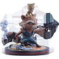 Guardians of the Galaxy Vol. 2 Q-Fig Figure Rocket & Groot