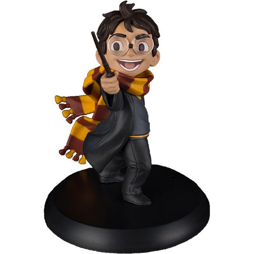 Figurina: Harry Potter Q-Fig - Harry's First Spell