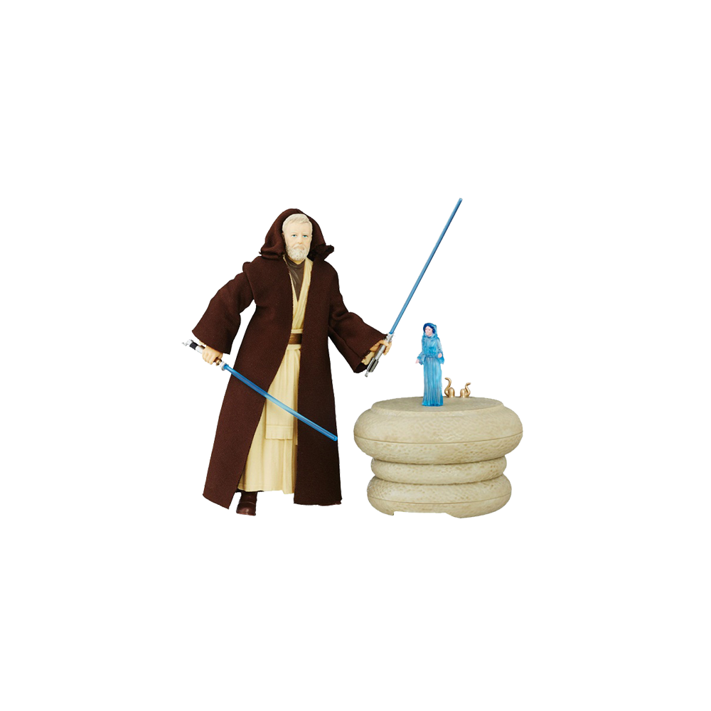 Star Wars Episode IV Black Series Action - Figure Obi-Wan Kenobi 2016 Exclusive 15 cm