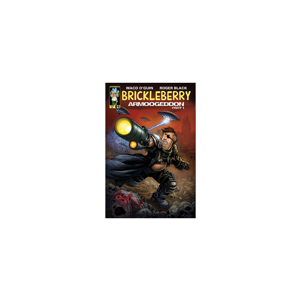 Limited Series - Brickleberry - Armoogeddon