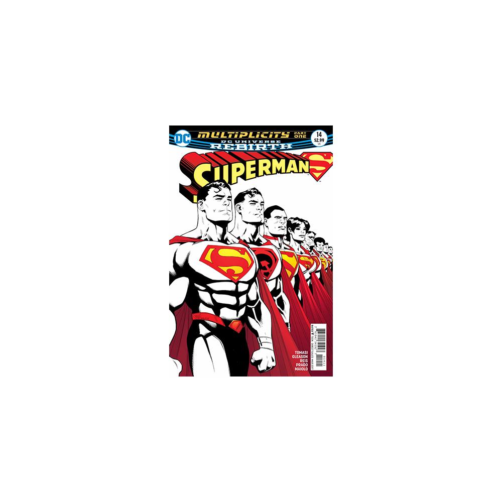 Story Arc - Superman - Multiplicity