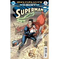 Story Arc - Superman - Multiplicity