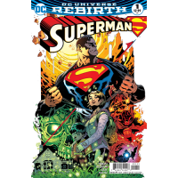 Story Arc - Superman - The son of Superman