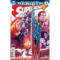 Story Arc - Superwoman - Who is Superwoman