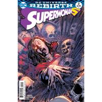 Story Arc - Superwoman - Who is Superwoman