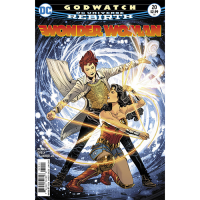 Story Arc - Wonder Woman - Godwatch