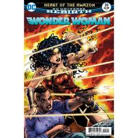 Story Arc - Wonder Woman - Heart of the Amazon