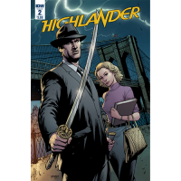 Limited Series - Highlander - American Dream