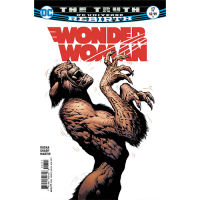 Story Arc - Wonder Woman - The Truth