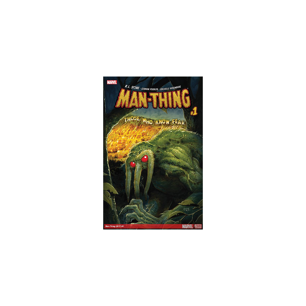 Limited Series - Man-Thing