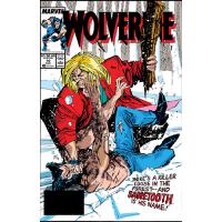 True Believers Wolverine vs Sabretooth 1
