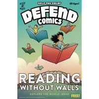FCBD 2018 Defend Comics