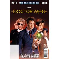 FCBD 2018 Doctor Who 0