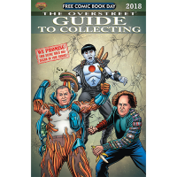 FCBD 2018 Overstreet Guide to Collecting