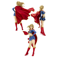 DC Supergirl Returns Bishoujo