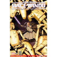 Limited Series - Star Wars Jedi Republic - Mace Windu
