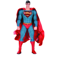 DC Comics Designer Action Figure Superman by Lee Bermejo