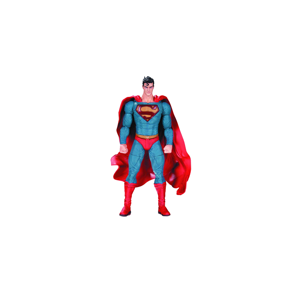 DC Comics Designer Action Figure Superman by Lee Bermejo