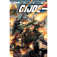 GI Joe A Real American Hero Anniversary Edition 1