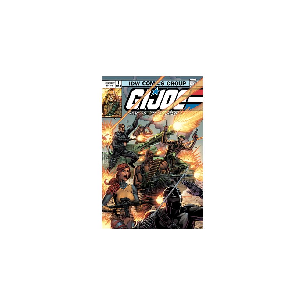 GI Joe A Real American Hero Anniversary Edition 1
