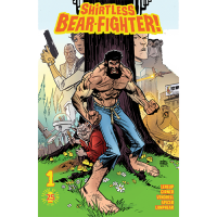 Limited Series - Shirtless Bear-Fighter!