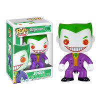 Funko Pop: DC Comics - Joker