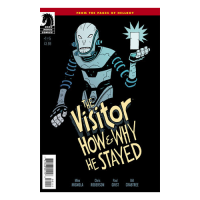 Limited Series - The Visitor - How & Why He Stayed