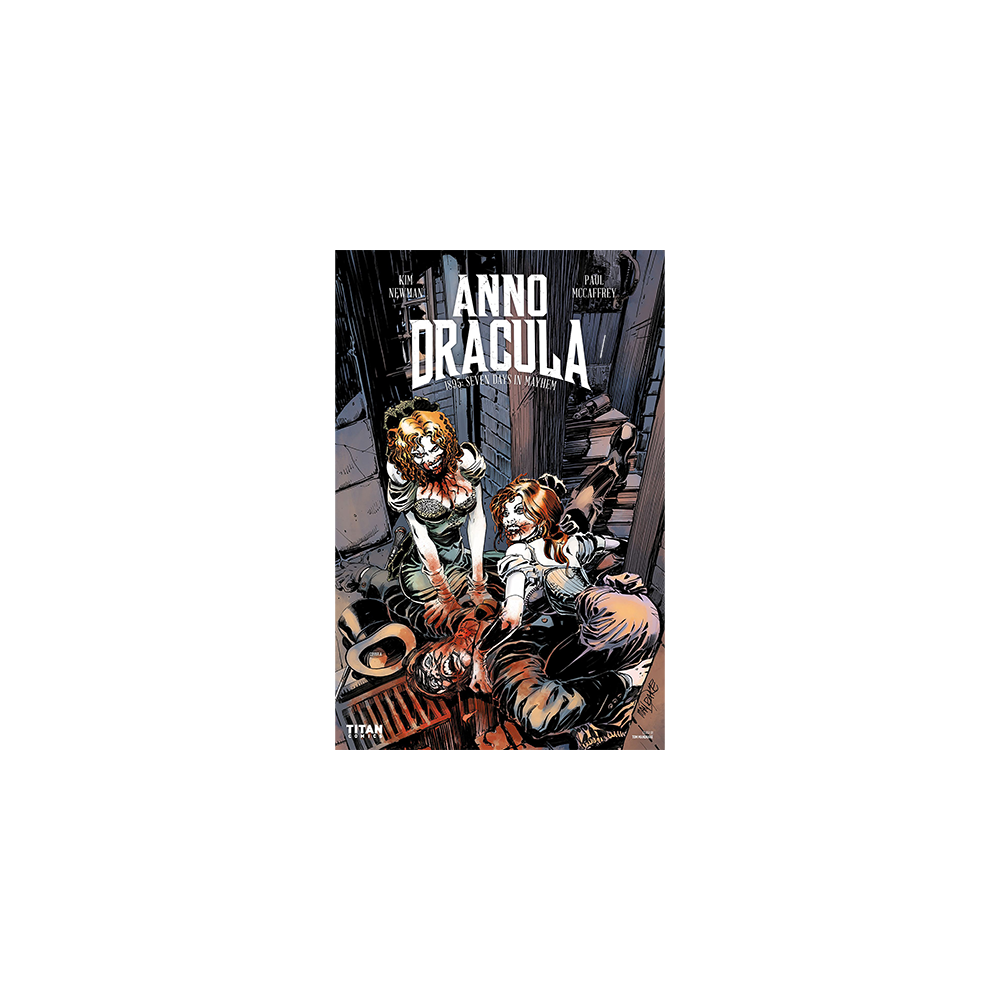 Limited Series - Anno Dracula