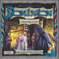 Dominion: Intrigue (ediția a doua)