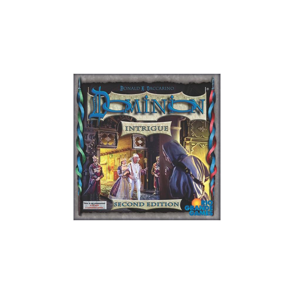 Dominion: Intrigue (ediția a doua)
