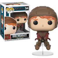 Funko Pop: Harry Potter - Ron on Broom