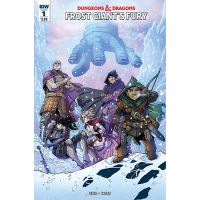 Limited Series - D&D - Frost Giant's Fury